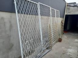 portao de ferro artiiculado 4 x 2.40