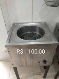 Título do anúncio: Fritadeira elétrica água óleo