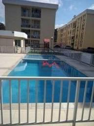 Título do anúncio: Apartamento com 2 dormitórios para alugar, 58 m² por R$ 1.100,00/mês - Prata - Teresópolis