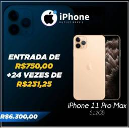 Título do anúncio: iPhone novo