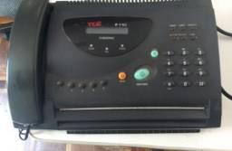 Fax com telefone TCE - relíquia