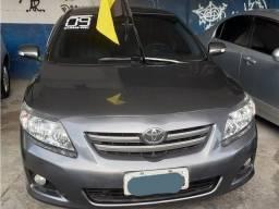 Título do anúncio: Toyota Corolla Xei 1.8 16v Flex Mec 2009