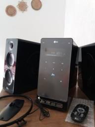 Micro Hi-Fi System LG