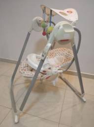 Cadeira Automática de Balanço/Comer bebê