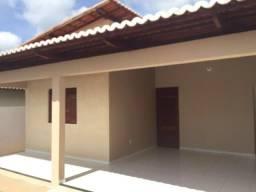 Casa em Cajupiranga Pronta com 2/4 Suite - 86m² - Portão Eletrônico e Cerca Elétrica
