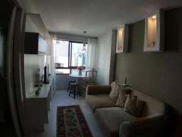 Apartamento home service em boa viagem,28m,1 quarto com suite
