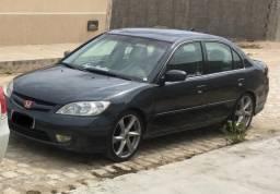 Honda Civic LXL aut - 2004