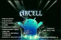 Arcell Acessórios estar lançando uma grande promoção