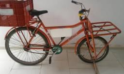 Bicicleta cargueiro. valor $250,00