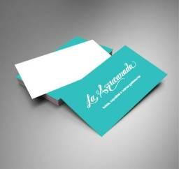 Cartão de visita profissionais 49,90