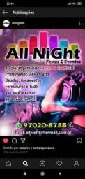ALL Night Festas & Eventos
