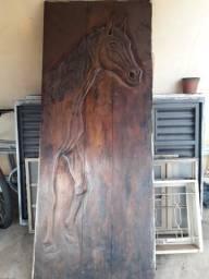 Vendo porta de madeira macisa