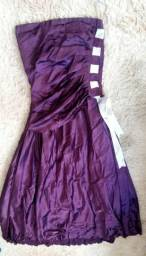 Vestido de festa Novo N42 tem conversa no valor