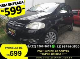 VOLKSWAGEN FOX 1.0 MI 8V TOTAL FLEX 2P 2009 - 2009