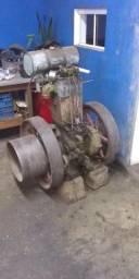 Motor Estacionário Diesel Marca Slavia HP12