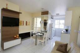 Apartamento Dois Quartos Com Varanda Pronto Para Morar em Parnamirim