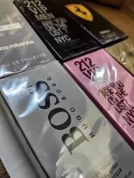 Perfume a preço promocional na compra de dois o 2° sai somente por 40 reais