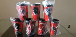Copos Marvel Coca Cola