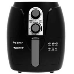 Fritadeira sem Óleo Best Fryer KDF-518 2,3 Litros Preta 220V