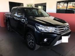 Toyota hilux cabine dupla 2.8 tdi srv cd 4x4 aut 2017 - 2017