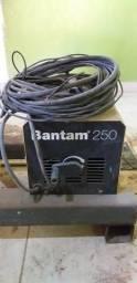 Máquina de solda Esab Batam 250 A