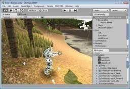 Aulas de programação para Iniciantes | Crie jogos e Aplicativos para Android e IOS