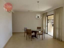 Apartamento com 3 dormitórios à venda, 142 m² por r$ 835.000 - jardim irajá - ribeirão pre