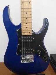 Vendo ou troco guitarra eletrica com caixa amplificadora