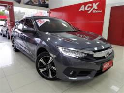 HONDA CIVIC SEDAN TOURING 1.5 TURBO 16V AUT 4P - 2018