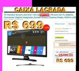 /* top LG Smart TV 28 polegadas *_-_*6554txsil