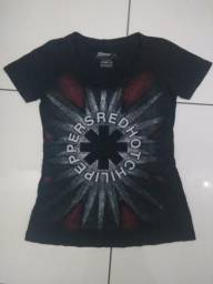 Camiseta Banda Red Hot Chili Peppers