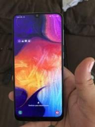 Samsung Galaxy A50 novíssimo.