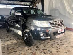 Hilux SRV 3.0 Diesel 4x4 Limited 2015 Extra!!! - 2015