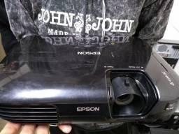 Vendo projeto EPSON com a lâmpada queimada