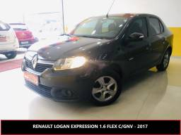 Renault Logan 1.6 16v sce flex expression 4p manual - 2017
