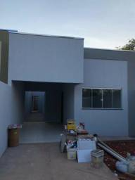 Casa de 2 quartos sendo uma suíte a venda em Caldas Novas GO. Aceita financiamento
