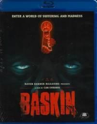 Blu-ray Baskin terror turco cult gore original raro sem português