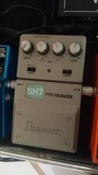 Pedal Ibanez 7 TH HEAVEN - Guitarra 6,7 e 8 cordas