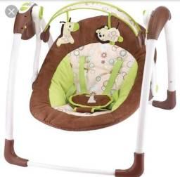 Vendo cadeira kiddo de balanço
