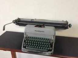Fax e Máquina de escrever
