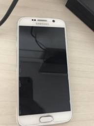 Vendo Samsung S6 intacto pelicula de vidro