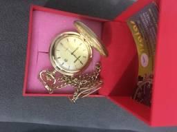 Relógio algibeira
