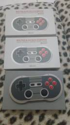 Controle novo para o Nintendo switch whatsapp 47 999022545