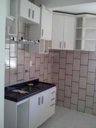 Apartamento - 3/4 Suite - Bairro Jardim Cruzeiro - Armários na Cozinha