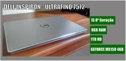Dell Inspiron 15 7572 Ultrafino - Na garantia