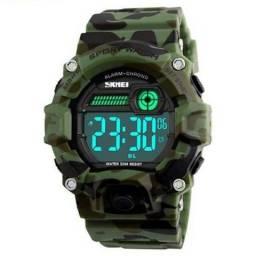 Relógios Skimei, Produto Original, a prova de àgua, 6 meses de garantia. Top de Linha