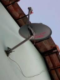 Antena da sky com fio