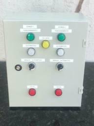 Quadro para acionamento automático para controle de alagamento