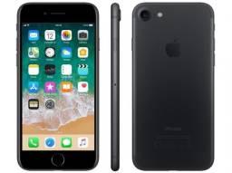 Iphone 7 32 GB preto novo na caixa com nota nunca usado