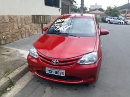 Toyota Etios 2016 fazemos financiamento - 2016